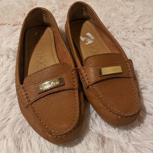 Calvin Klein Brown Loafers